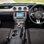 2019 Ford Mustang Mach 1 Interior