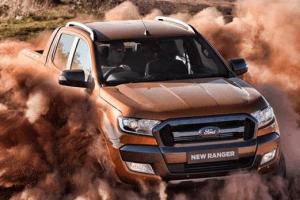 2019 Ford Ranger Diesel Exterior