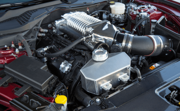 2019 Ford Shelby Engine