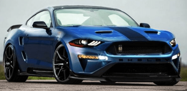2019 Ford Shelby Exterior