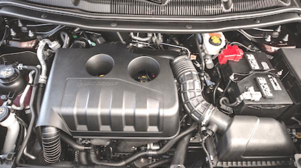 2019 Ford Sports Trac Engine