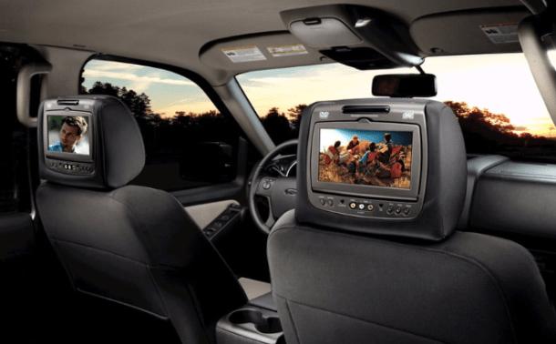 2019 Ford Sports Trac Interior