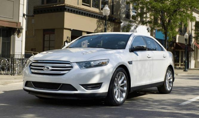 2019 Ford Taurus Exterior