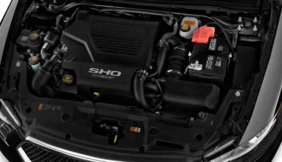 2019 Ford Taurus SHO Engine
