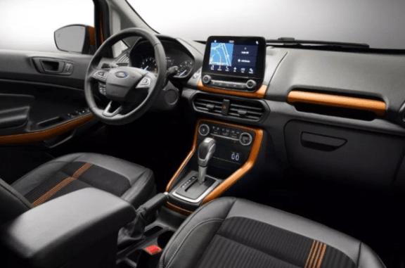 2019 Ford Taurus SHO Interior