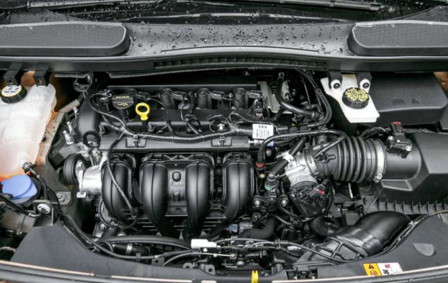 2019 Ford Transit Engine