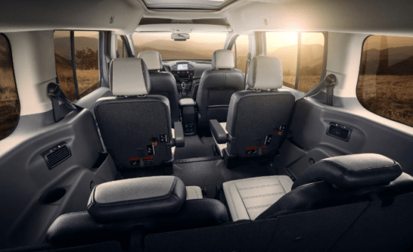 2021 Ford Transit Connect Interior