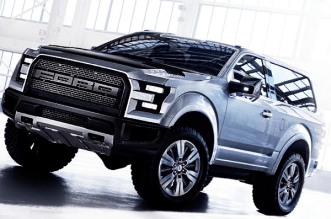 Ford Bronco 2020 4 Door Price Interior Ford Engine