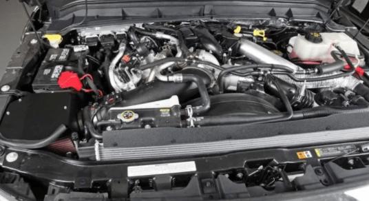 2020 Ford F 250 Engine