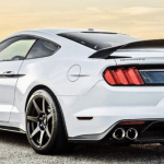 2020 Ford Mustang Hybrid Exterior