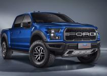 2020 Ford Raptor Exterior