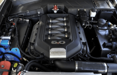 2020 New Ford Bronco Engine