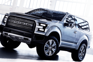 2020 New Ford Bronco Exterior