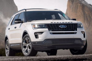 2021 Ford Explorer Exterior
