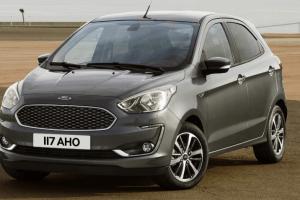 Ford KA 2019 Exterior