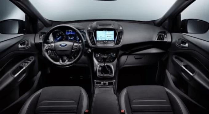 Ford Kuga 2021 Interior
