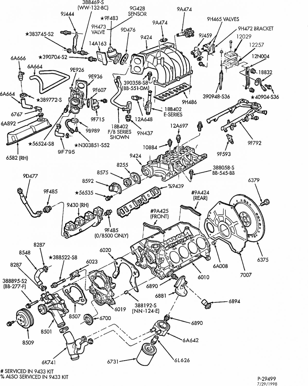 Ford Expedition 5 4 L Firing Order