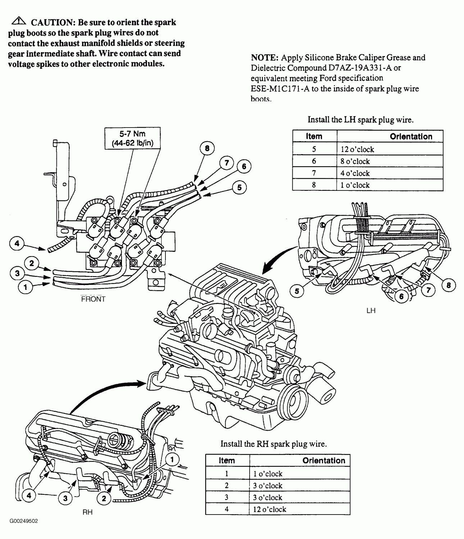 Ford Ranger 3 0 Firing Order Diagram