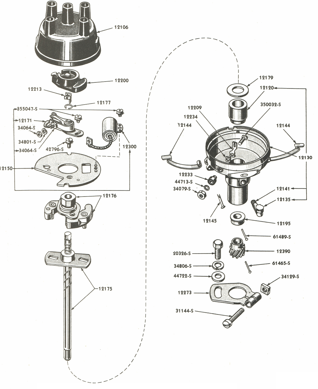 Ford 800 Tractor Firing Order