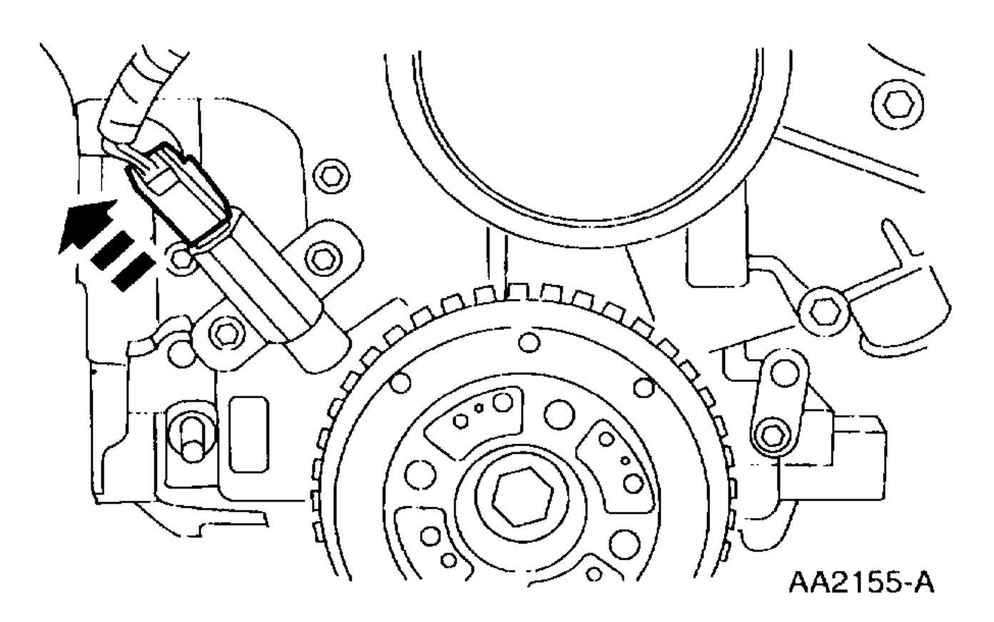 Ford Ranger Firing Order Diagram