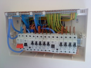 New Build House | Ford Home Electrics