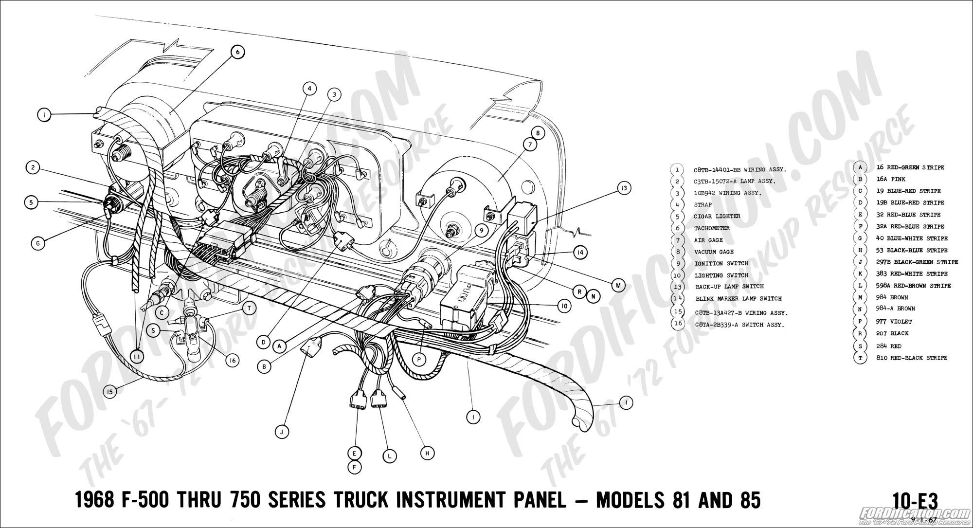 Wrg Ford F700 Wiring