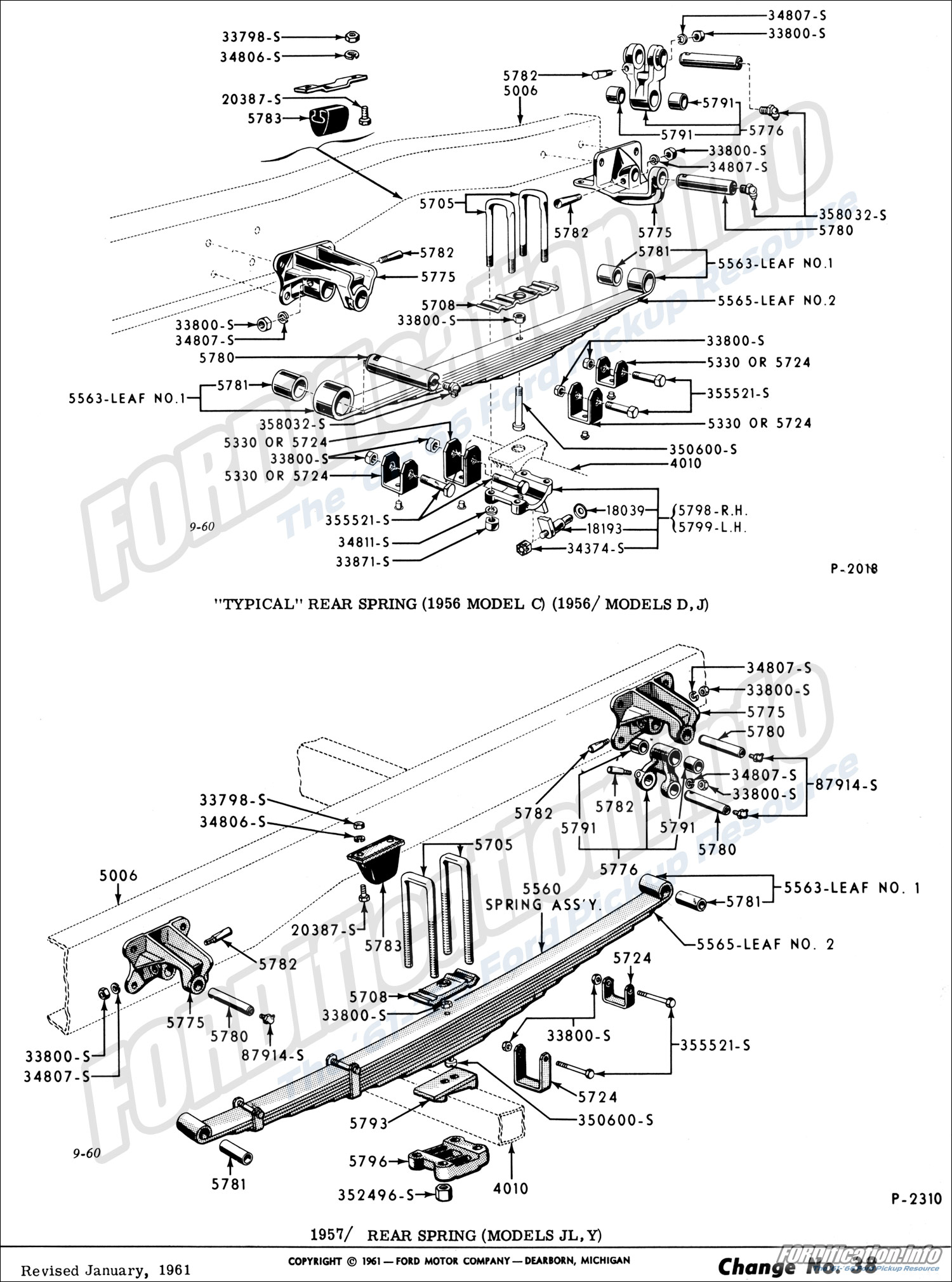 Ford F100 Suspension
