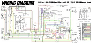 1966 Ford Truck Wiring Diagrams  FORDificationinfo  The '61'66 Ford Pickup Resource