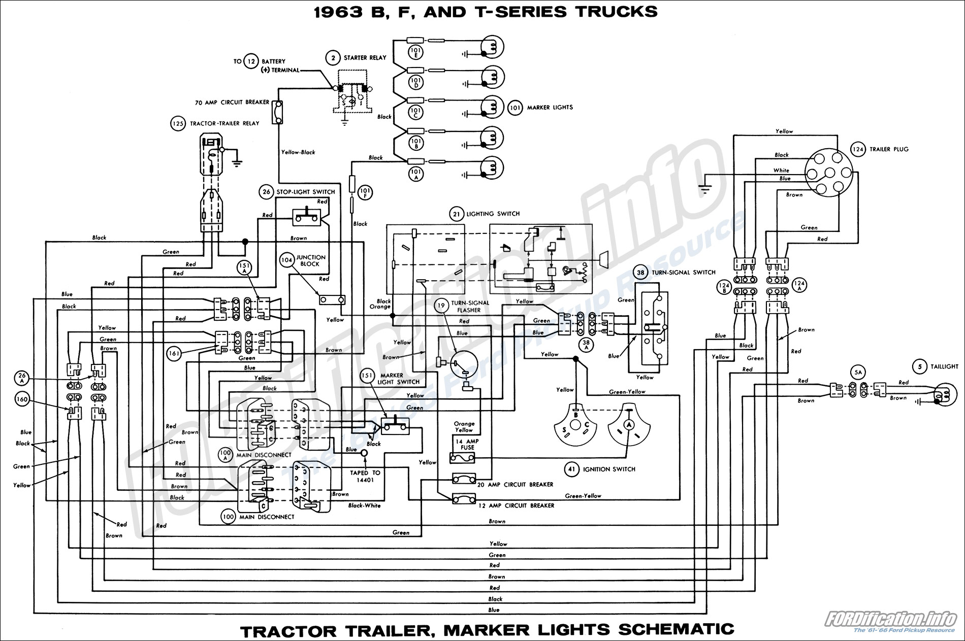 66 Nova Wiring Diagram
