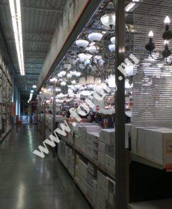 Экспозиторы для светильников