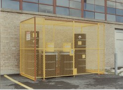 HazMat Containment Cage