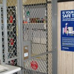 FordLogan Security Cage for Post Office Certified Mail