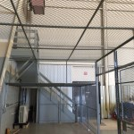 Military Wire Mesh Security Partitions