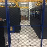 Data Center Cage Fencing