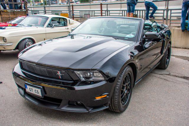 Mustang GT California Special 2011
