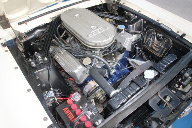 428 PI engine Shelby GT500 1967 fordmustangmagazine.com