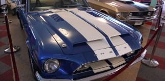 World of Classics bilmuseum. Fordmustangmagazine.com