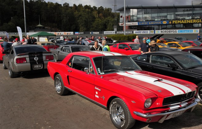 Wheels national Stockholm, FordMustangMagazine