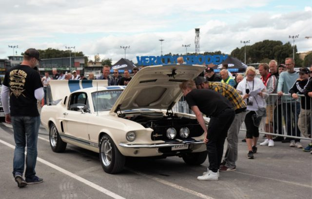 Wheels nationals nStockholm 2017, Ford Mustang Magazine
