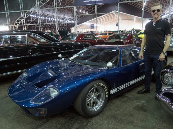 Ford GT40 1964 Re-Creation
