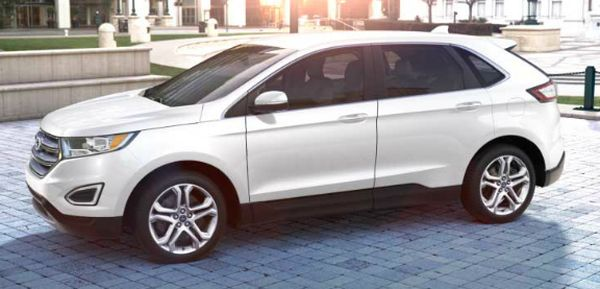 Ford Edge Colors Release Date