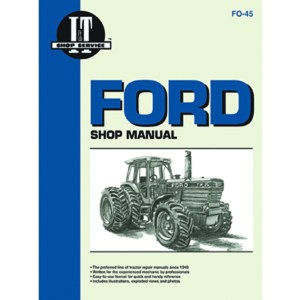 11152225  FordNew Holland Service Manual 160 Pages