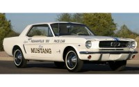 Indy Pace car dekal kit, -64 Ford Mustang