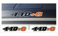 440+6 dekal, -70-71 Plymouth GTX/Roadrunner