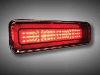 LED baklysen, -67-68 Chevrolet Camaro RS