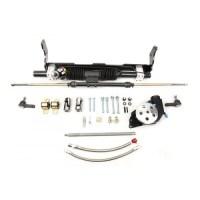 Kuggstångsstyrning, komplett, -58-64 Impala Small Block