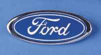 Ford Expedition Liftgate Emblem Blue Oval 2007 2008 2009 2010 2011 - FordPartsOne