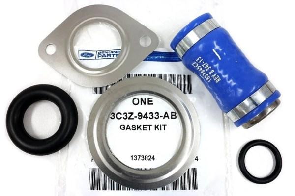 3C3Z-9433-AB EGR Cooler Gasket Install Kit F250 F350