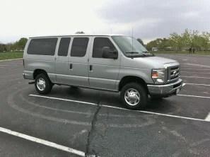 E250 E350 2WD SUSPENSION LIFT KIT 2 INCH Image 2