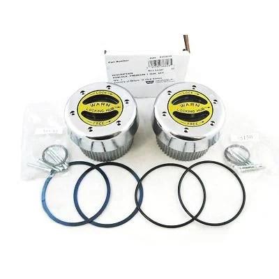 Warn Premium Locking Hubs 99 04 Ford Super Duty - FordPartsOne